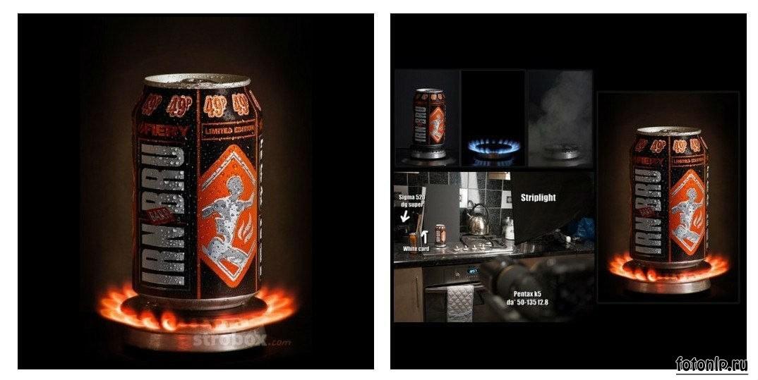Схемы света для фотосессии в фотостудии - Фото №921