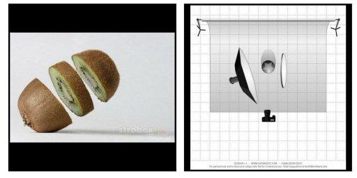 Схемы света для фотосессии в фотостудии - Фото №857
