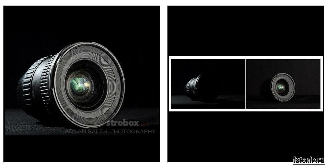 Схемы света для фотосессии в фотостудии - Фото №1009