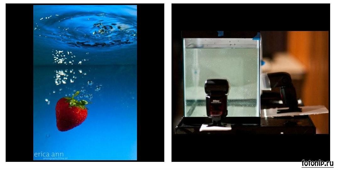 Схемы света для фотосессии в фотостудии - Фото №983