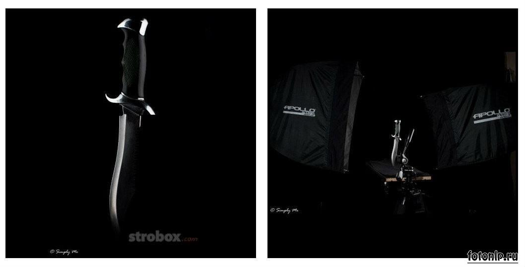 Схемы света для фотосессии в фотостудии - Фото №941