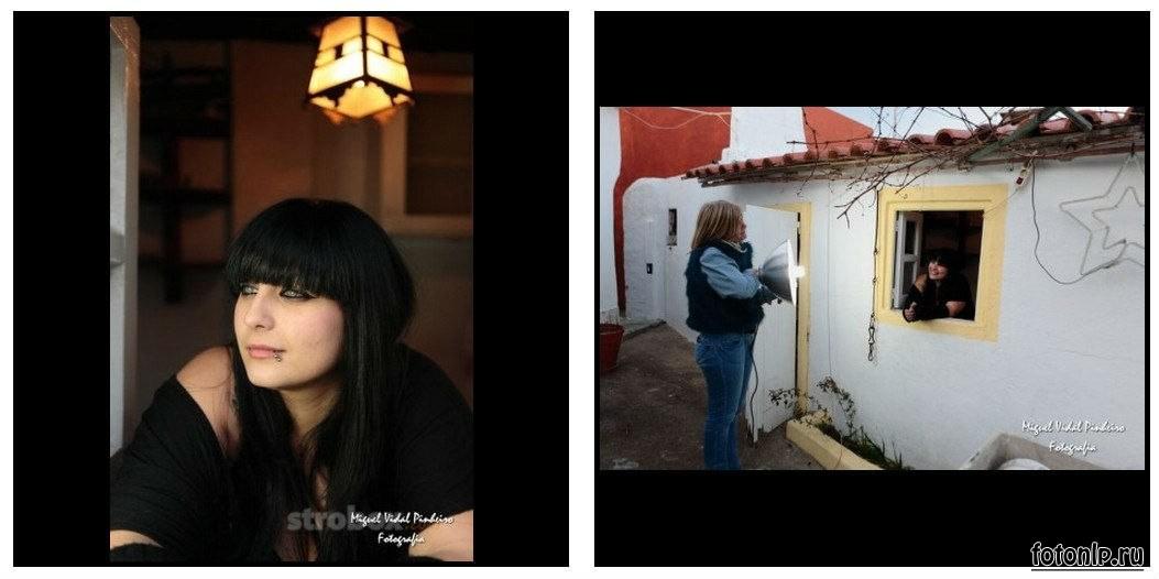 Схемы света для фотосессии в фотостудии - Фото №1083
