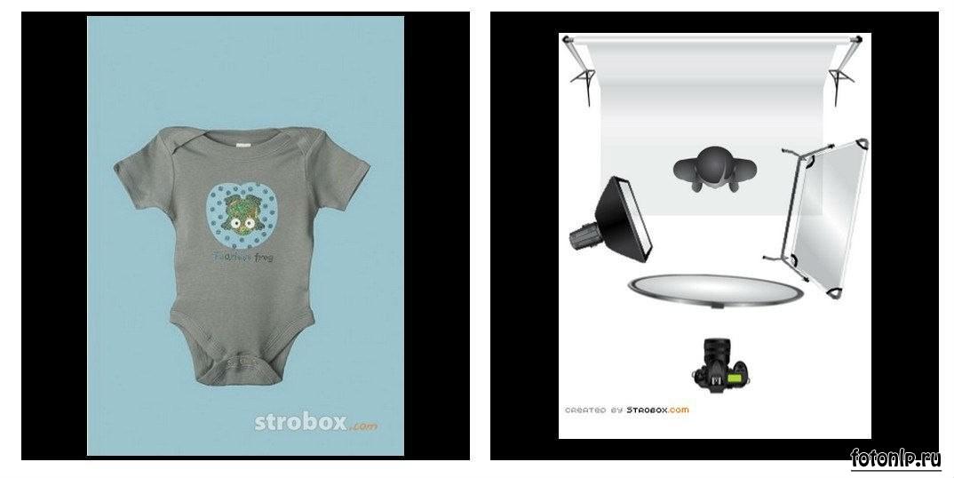 Схемы света для фотосессии в фотостудии - Фото №1017