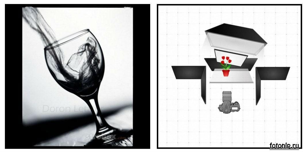 Схемы света для фотосессии в фотостудии - Фото №1022