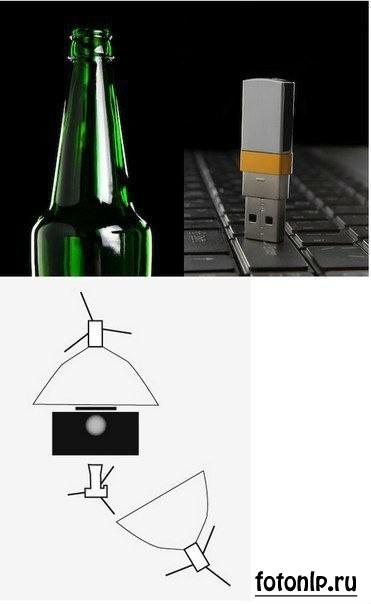 Схемы света для фотосессии в фотостудии - Фото №1034