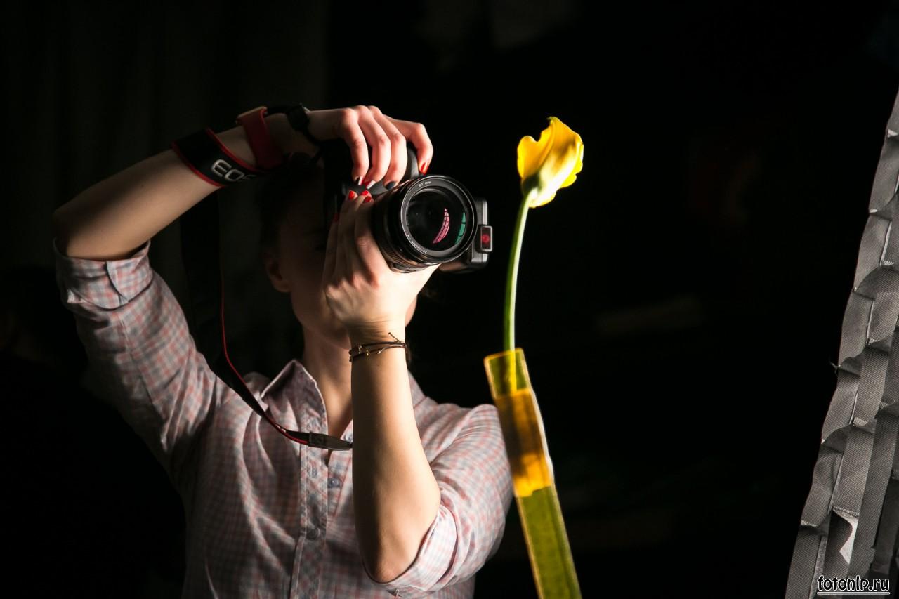 куда пойти начинающему фотографу для практики привыкли